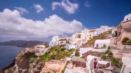 Санторини - ПАРТИ островът в сърцето на Гърция