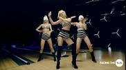 100 Kila feat. Лора Караджова - Цяла нощ [ Официално видео ] 2012