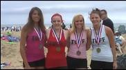 Tuff Usa Beach Wrestling Medalists