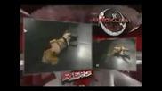 Trish vs Mickie Backlash 2006