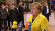 Belgium: Russian sanctions extended due to no 'sufficient progress' - Merkel