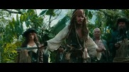 Pirates of the Caribbean 4 on Stranger Tides (трейлър)