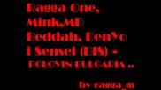Raggaone , Mink , Md Beddah, Dis - 1/2 Bg