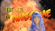 Katy Perry California Gurls Parody Key of Awesome #22