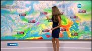 Прогноза за времето (12.04.2016 - централна емисия)