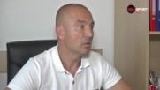 Собственикът на Дунав: Великов остава, треньорски рокади няма да има