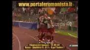 Рома - Шахтьор 1 - 0 Тадей