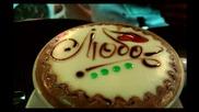 Кафе поднесено от Бариста Владимир Стоев :) Щастие и Любов :)