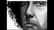 Tim Burton - Photoshop Speed Painting