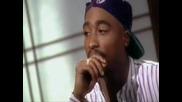 2pac Говори за Thug Life Интервю