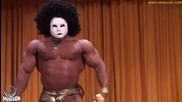 Kai Greene Guest Poses at the 2010 Long Island!