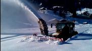 Машини за снегопочистване