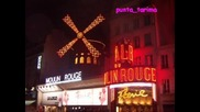 Париж, акордеон валс