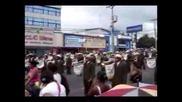 Националният Празник На Панама Шествие