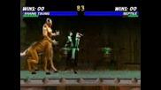 Mortal Combat - Cobra