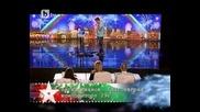 Кой ще е таланта на втория сезон ( 19.03.12 ) Vbox7