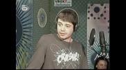 Music Idol 2 - Иван Ангелов Репетира Песен на Милко Калайджиев 28.03.2008 GooD-Quality