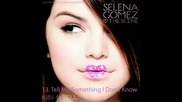 Selena Gomez - Tell Me Something I Dont Know {remix}
