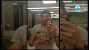 Лудия репортер - Скрита камера в Мола