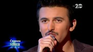 Славин Славчев - X Factor Live (25.11.2014)