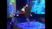 Music Idol 2 Иван Ангелов Най - Големия Пее Сам 17.03.2008