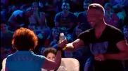 Ваня Терзиева - The X Factor Bulgaria 2014