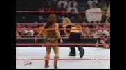 Trish Vs Mickie 06.26.2006 Raw