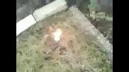 Как Да Запалим Димка, Направена С Материали От Вкъщи