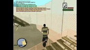 gta sa-mp parkour Mod test :