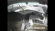 Кола Се Блъска В Автобус
