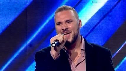 Живко Станев - X Factor (01.10.2015)