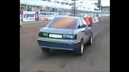 Audi 90 Quattro Turbo Vs Ford Escort