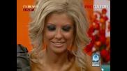 Aндреа Се Разплака в Ефира на Телевизия 27.02.2010