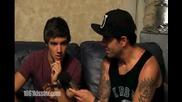 One Direction - Лиъм дава интервю за 106.1 Kiss