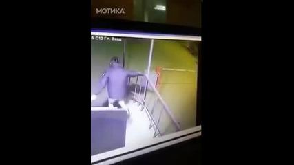 Най-легендарното бягство от полицейски участък