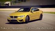 Top Gear Лудеят на писта Муджело - Италия