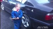 От това дете няма да стане автомонтьор