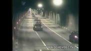 Невероятни Катастрофи В Руски Тунел