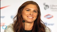 Injury Casts Doubt on Alex Morgan's World Cup