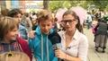 Пополина на училище - Господари на ефира (15.09.2014г.)