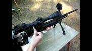 Пушка стреля с 310м в секунда