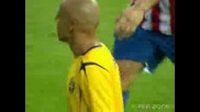 World Cup 2006 Sweden - Paraguay 1 - 0