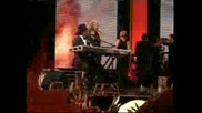 Celine Dion & Will.I.Am - Eyes On Me [remix] (Live @ CBS Special)