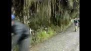 Пътят на смъртта в Боливия