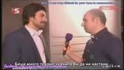 Ако бях облак - интервю с Енгин Акюрек за Tv Samanyolu