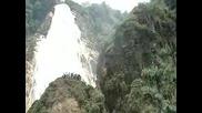 Водопадът в Мексико