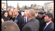 Как и защо Бойко Борисов проговори френски - Господари на ефира (30.10.2014г.)