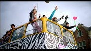 (превод) Far East Movement feat. Lmfao & Justin Bieber - Live My Life | Party Rock Remix |