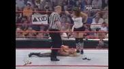 Backlash 2006 - Trish Stratus Vs Mickie James (Womens Championship)