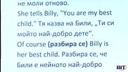 Аз уча английски език . Сезон 1, Епизод 45 , Читанка на български